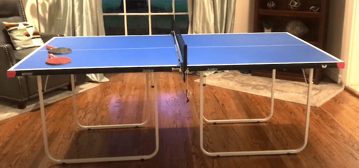 Butterfly Junior 3:4 Size Table Tennis Table