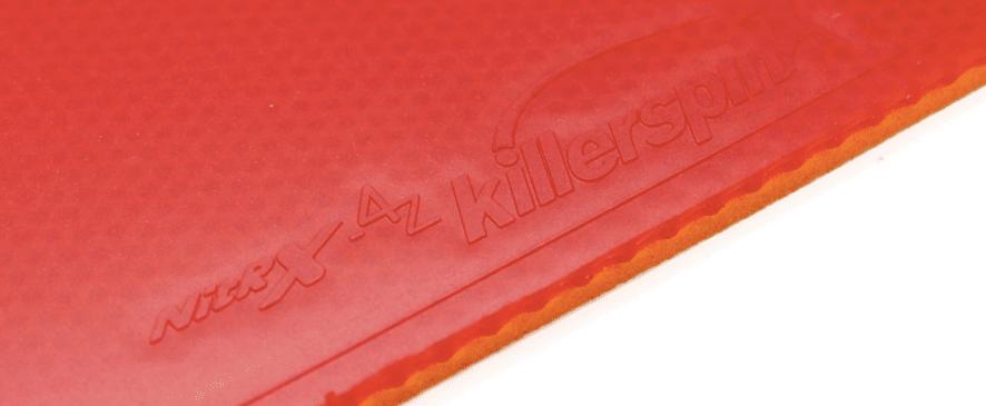 Killerspin Nitrx 4z Rubber